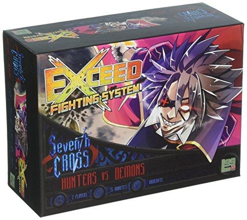 Level 99 L99-EX7C2 Exceed: Seventh Cross-Hunters vs. Dämonen, Mehrfarbig