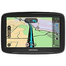 TomTom Car Sat Nav Start 42, 4 Inch with EU Maps, Speed Cam Alert Trial, Integrated Reversible Mount