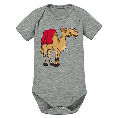 Shirtcity Camel Illustration Baby Strampler by (Camel Strampler)
