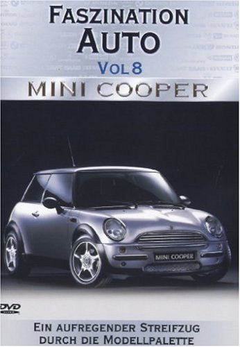 faszination-auto-mini-cooper-alemania-dvd