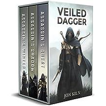 Veiled Dagger Series: Books 1-3