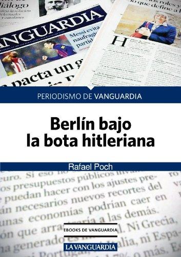 Berlín bajo la bota hitleriana