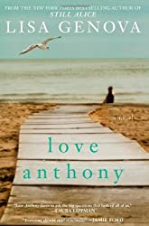 Love Anthony by Lisa Genova (2012-09-25)