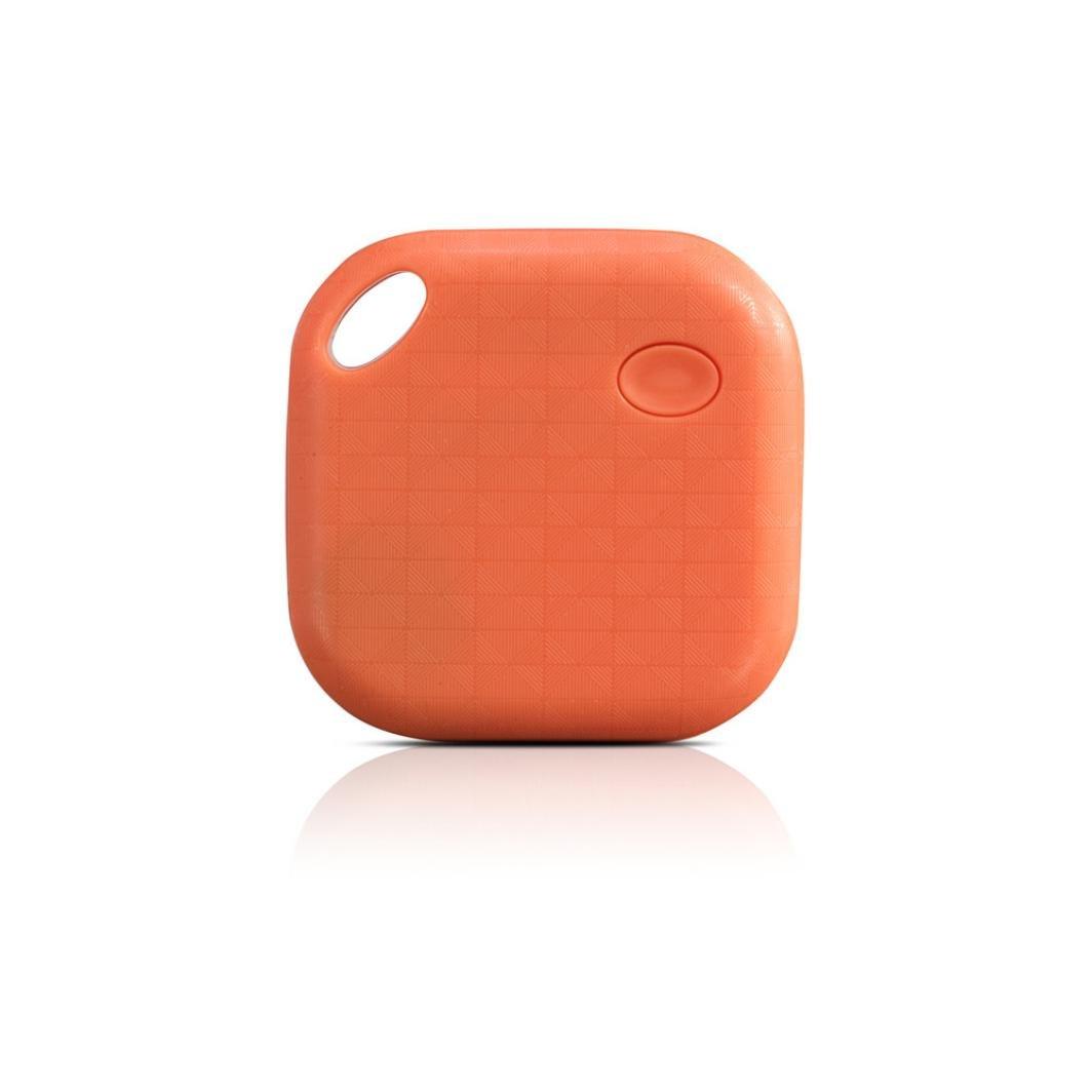 Taottao Bluetooth Smart Mini tag Tracker Pet bambino portafoglio Key Finder GPS Locator allarme, Ora