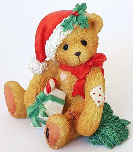 Cherished Teddies December - Denise - Happy Holidays Friend