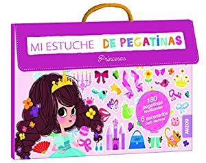 Auzou creatife- Pegatinas, Sticker, Multicolor (86551)