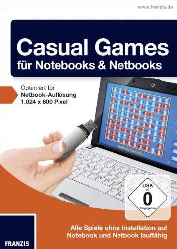 Preisvergleich Produktbild Casual Games für Notebooks & Netbooks