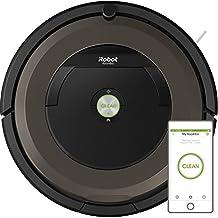 iRobot Roomba 896 0.6L Negro, Marrón aspiradora robotizada - Aspiradoras robotizadas (Negro,