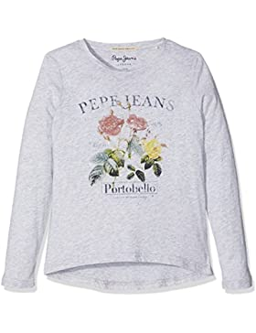 Pepe Jeans London Camille Jr, A Maniche Lunghe Bambina