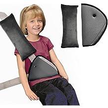 Sangle de ceinture de sécurité, Housse Infreecs enfants Safety Car Ceinture  de sécurité Coussinets d b0a07ddac81