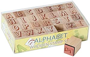 ABC-Stempel-Set