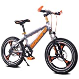 Bicyclette pour enfants 16/18/20 pouces VTT 5/8/10/14 ans Mâle et femelle Enfant...