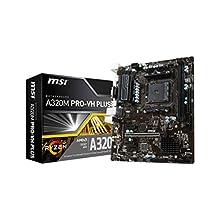 MSI A320M Pro-VH Plus Cartes mère AMD mATX