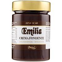 Zaini Crema Spalmabile Fondente - 3 Confezioni da 350 g