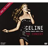 Céline Dion - Taking Chances World Tour: The Concert (+ Audio-CD) [2 DVDs]