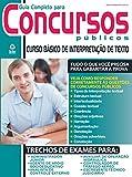 Guia Completo de Interpretação de Textos para Concursos (Portuguese Edition)