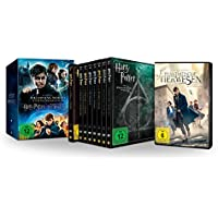 Wizarding World 9-Film Collection: Alle Harry Potter Filme und Phantastische Tierwesen im Schuber