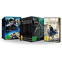 Wizarding World 9-Film Collection: Alle Harry Potter Filme und Phantastische Tierwesen im Schuber
