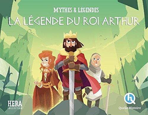 Légende du Roi Arthur par Clémentine V. Baron