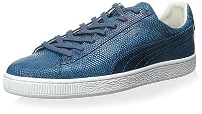 Buy Puma Men's States MII Sneaker, Legion BlueWhite, 11 M