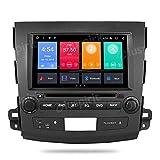 ANDROID 7.1, Allwinner T3 GPS DVD USB SD WI-FI DAB+ TPMS MirrorLink Bluetooth Autoradio 2 DIN Navigationssystem Mitsubishi Outlander/Citroen C-Cross/Peugeot 4007 2006, 2007, 2008, 2009, 2010, 2011, 2012