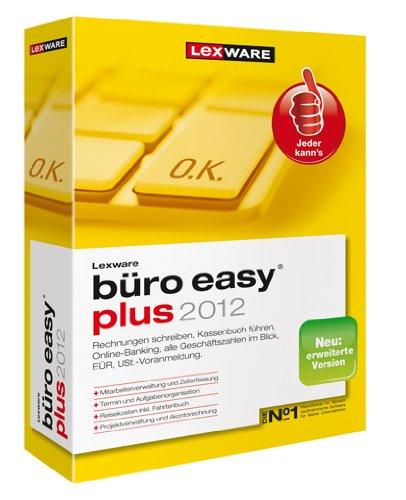 Produktbild Lexware büro easy plus 2012 (Version 6.00)