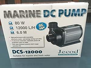 Jecod Jebao DCT-12000 Pompe 10 vitesses pour aquarium 12000 l/h