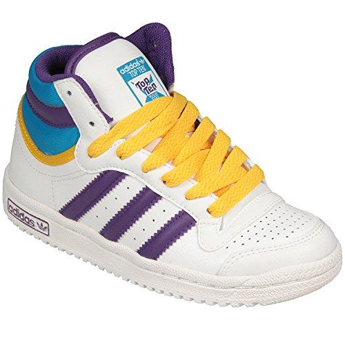 Adidas Top Ten Hi K G63353 Jungen Moda Schuhe Weiß