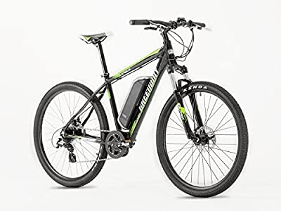 Greenway eléctrico para bicicleta de montaña, Panasonic LCD, Pas sistema Mid Motor