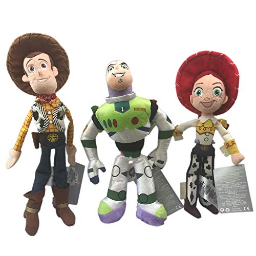 Disney toy story woody and buzz dolls the best Amazon price in ... a2edae374ce