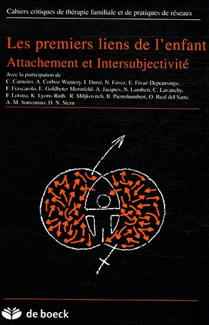 Cahiers critiques de thérapie familiale et de pratiques de réseaux, N° 35 : Les premiers liens de l'enfant : Attachement et intersubjectivité par Edith Goldbeter-Merinfeld