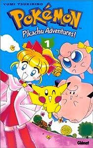Pokémon : Pikachu Adventures Edition simple Tome 1