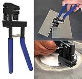 safekom Panel Joggler Kombiniertes Stanz und 5mm Locher Werkzeug für Tabelle Metall Repair Biegen