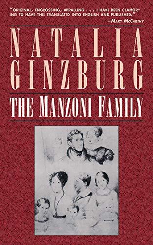 The Manzoni Family: A Novel (English Edition) -