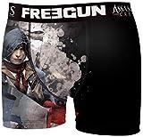Freegun Boxer Homme thème Assassin's Creed (s, Uni)