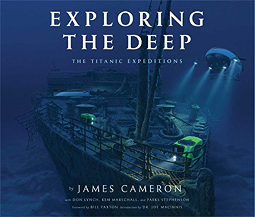 Exploring the Deep: The Titanic Expeditions (Letzte Marschall)