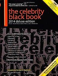 The Celebrity Black Book 2014: Over 50,000 Celebrity Addresses