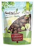 Food to Live Dates Medjool - 1 Livre
