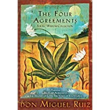 (The Four Agreements Toltec Wisdom Collection: 3-Book Boxed Set) By Ruiz, Don Miguel (Author) Hardcover on (09 , 2008)