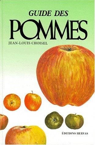 Guide des pommes par  Jean Louis Choisel