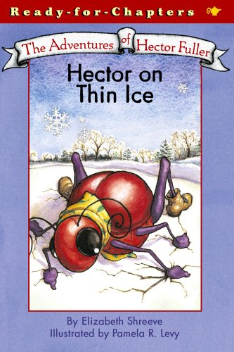 Hector on Thin Ice (Ready-For-Chapters Book 4) (English Edition)