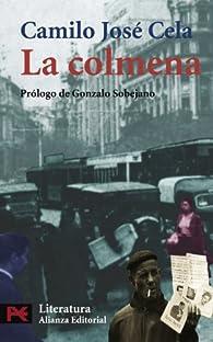 La colmena par Camilo José Cela