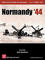 Gmt: Normandy 44, D Day And The Battle For Normandy, 6 27 June 1944 Board Game