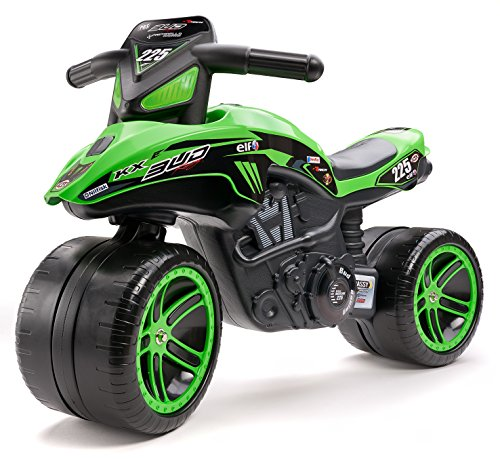 Falk - Moto Kawasaki Kx Bud Racing, 502KX