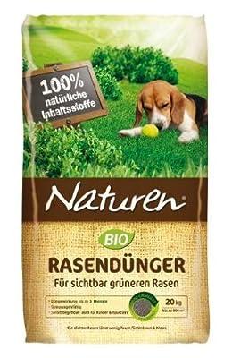 NATUREN Bio Rasendünger 20 kg von Celaflor bei Du und dein Garten