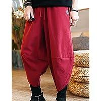TT&MEN'S PANTS Männer normale mittelhohe Micro-elastische Chinos Hosen, einfache feste Baumwolle Frühjahr / Herbst , l