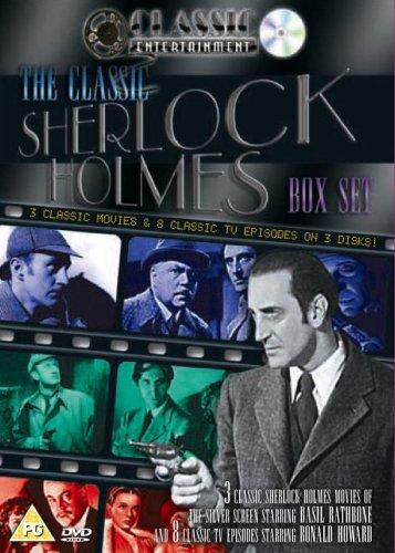 The Classic Sherlock Holmes Box Set