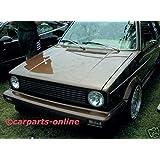 Carparts Online 10647 Grillspoiler Für Kühlergrill Auto