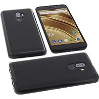 Funda para Ulefone S8 Pro protectora de goma TPU para móvil negra