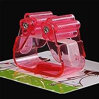 percheros rojos - Ganchos para colgadores ... - Amazon.es